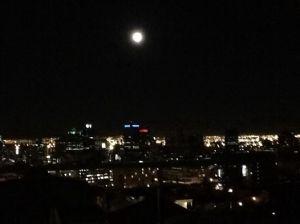 Cape Town night