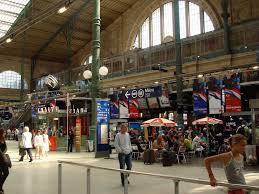 Gare du nord 1